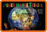 Tomas Doncker - Power of the Trinity Deluxe Edition ALBUM design
