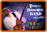 TOMAS DONCKER BAND SummerFest flyer