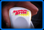 Scotch-Brite Cook Top Cleaner :30